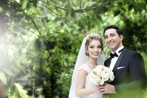 مهدی ایرانی بهترین عکاس عروس