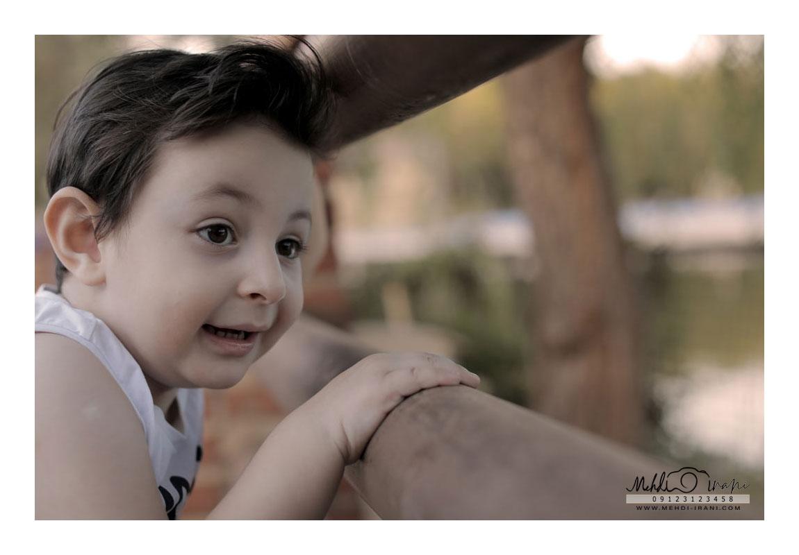 عکاس کودک و نوزاد مهدی ایرانی 12