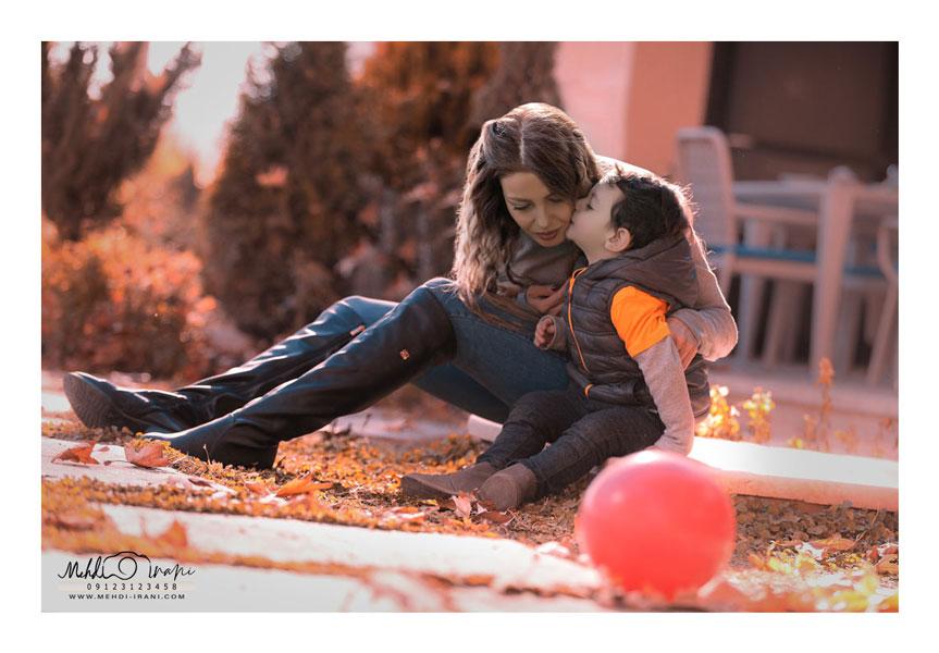 بهترین عکاس کودک در تهران