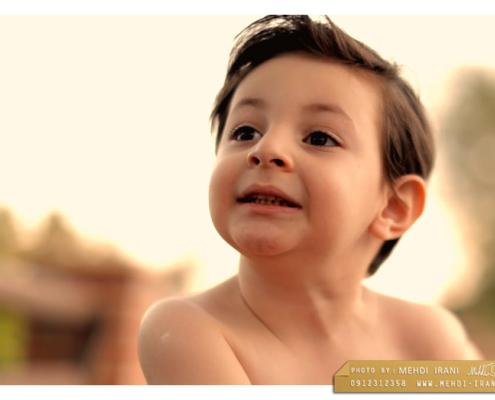 عکاس کودک و نوزاد مهدی ایرانی